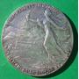 Antigua Medalla Ferrocarriles Patagonicos Lubary 1910