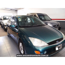 Ford Focus Tdci Full 2000 Tomo Menor Valor Imperatori