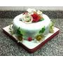 Tortas Decoradas - Aptas Celíacos-libres De Gluten,sin Tacc