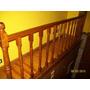 Balustres Torneados Madera Para Barandas/escaleras Fabrica!!