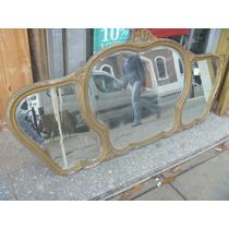 Espejo Provenzal Con Vidrio Biselado