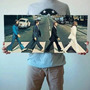 The Beatles - Abbey Road (30x70)