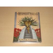 Cd + Dvd Catupecu Machu / El Mezcal Y La Cobra