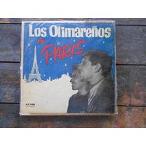 Los Olimareños En Paris Lp Vinilo Uruguay
