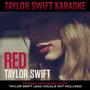 Taylor Swift - Red - Karaoke Version (cd)