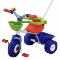 Triciclo Andarin Rondi Blue Metal/pink Metal!!!