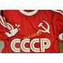 Camiseta Union Sovietica Titular - Urss Cccp - 1982. Unicas