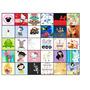 50 Sticker Personalizados -cierra Bolsa Golosinera
