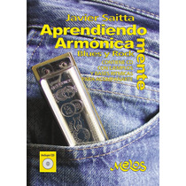 Aprendiendo Armónicamente Blues Y Rock Libro Armónica C/ Cd