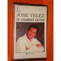 Jose Velez * 20 Grandes Exitos *