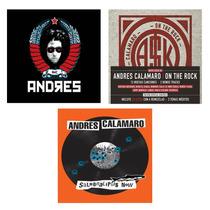 Pack Andres Calamaro - 10 Cd