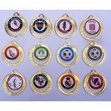Medallas 38 Mm - Trofeos -medallas -souvenirs.