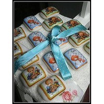 Souvenirs Nacimientos (20) Jabones Artesanalmente Decorados!