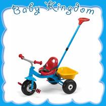 Triciclo Infantil Chicco Air Trike 3en1. Seguro Y Resistente