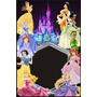 Banner Infantiles-princesas Disney--murales-cumpleaños