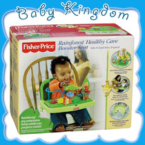 Silla Booster Fisher Price Rainforest. Pañalera Baby Kingdom
