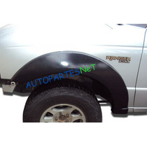 Fenders Moldura Guardabarro Ford Ranger 2004 Al 2009
