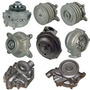 Dlz Bomba De Agua (motor 1.6/1.7 Diesel Polea 21d 88>) -