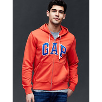 Buzo Campera Hoodie Gap Men. Talle Medium. Algodón Sin Friza