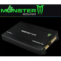Potencia Monster M - 650.4 2600 Watts