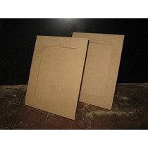 Portaretratos Fibrofacil Para Foto De 10x15