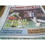 Diario Popular Mundial 90 9 Junio 1990 Baldazo Maradona Zz