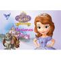 Megakit Imprimible Princesa Sofia 3 En 1 Unico!! Miralo