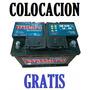 Baterias Willard Ub740 12*75 Calcio-plata Colocacion Gratis!