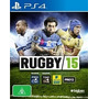 Playstation 4 Rugby 15 Juego Ps4 Store Microcentro Platinum