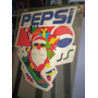 Cartel De Publicidad De Carton Para Pepsi.