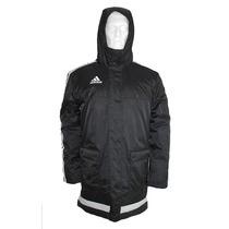 Camperon Adidas Abrigo 3 Tiras / Deporfan