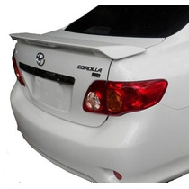 Aleron Toyota Corolla Base Gris -sporttuning