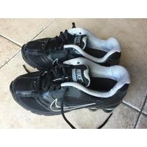 Zapatillas Nike Shox 38,5 Us 9 27 Cm .como Nuevas