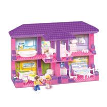 Blocky House Casa Completa De 4 Ambientes 2 Pisos