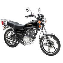 Suzuki Gn125 H - Conc. Oficial - Financiacion - Oferta