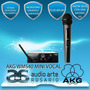 Akg Wms40 Mini Vocal, Microfono Inalambrico, Rosario!!!