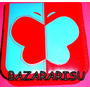 Porta Cd,dvd,blu-ray 40unidades Rigido Con Cierre Bazararisu