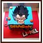Torta Goku Vegetta Dragon Ball Z Precio X Kg Mercadopago