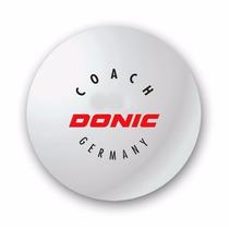 6 Pelotitas De Ping Pong Donic Coach Tt Pack Pelotas 40 Mm