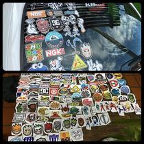Calcos Stickers Troqueladas Autos Motos Skate Todo Plotter U