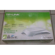 Router Wireless Tp Link Tl-wr720n 150mbps