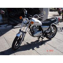 Suzuki Gn 125 - Año 2014 - Inmaculada - Permuto - Financio