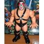 Muñeco Original Hasbro Lucha Libre Wwe Wwf Demolition Ax
