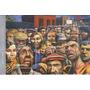 Pintura De Antonio Berni Manifestación Bloque 114