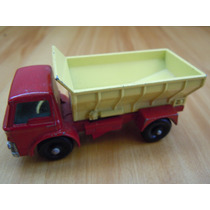 Matchbox Lesney Grit Spreading Truck Autito De Coleccion