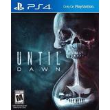 Until Dawn  Ps4 I Digital Primaria - Maximo_games