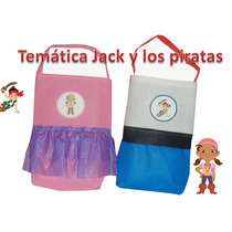 Bolsitas Jack Y Los Piratas