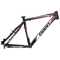 Cuadro De Bicicleta Mtb Giant Atx Ltd Black Red Talle L