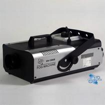 Maquina De Humo Sunstar Ch1500 Remoto Inalambrico Garmath