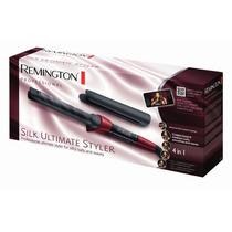 Planchita De Pelo Modelador Y Rizador Remington Ci96s1